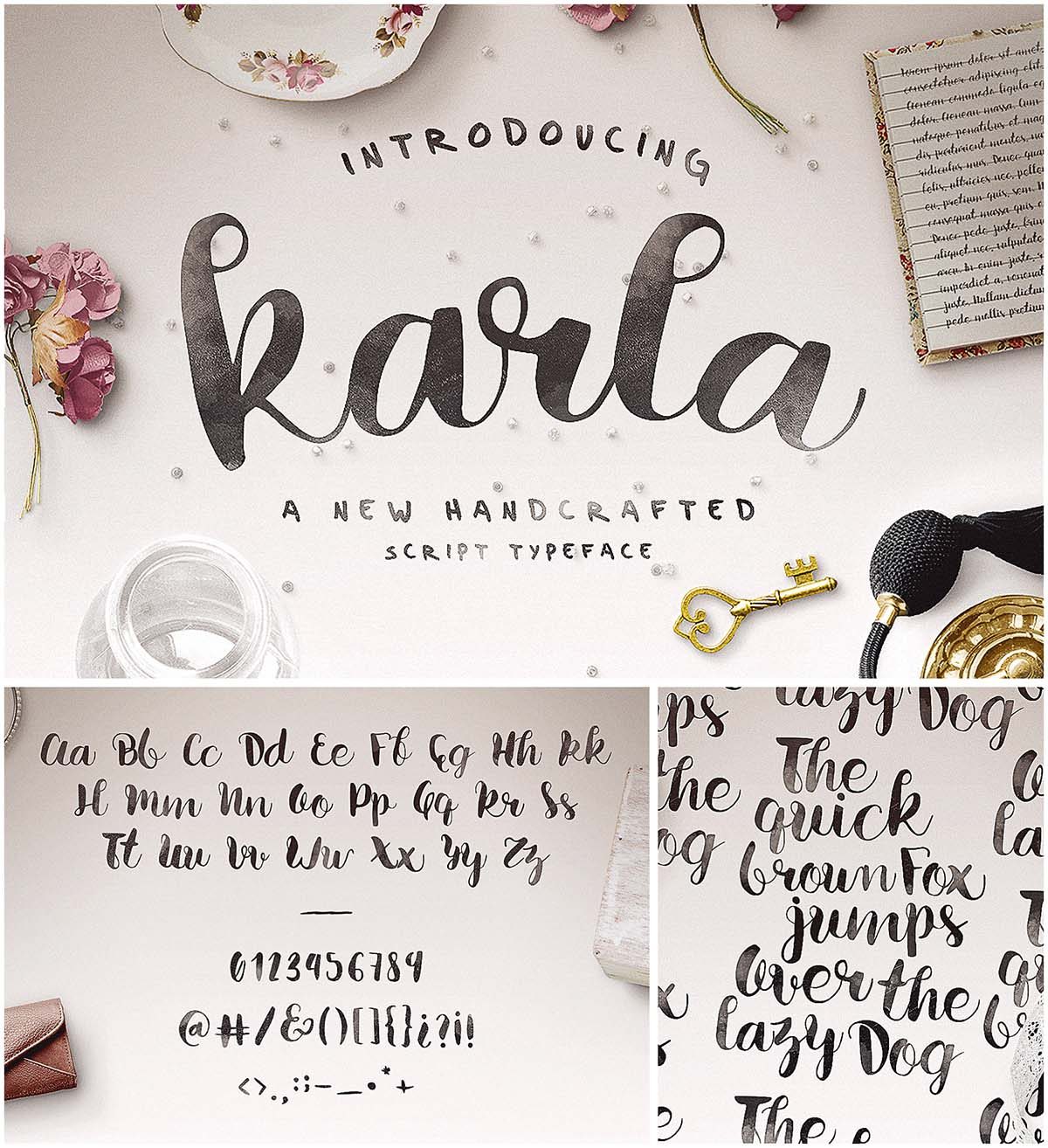 Calligraphy Fonts W Karla Calligraphic Script Free Download