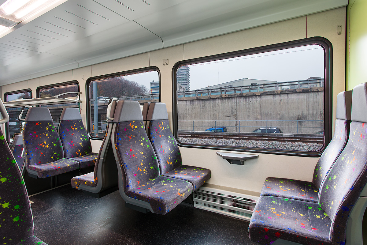 Interieur Trein Archives