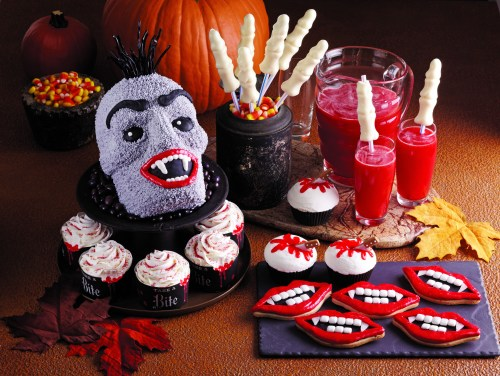 Fun Halloween Treats Recipes Halloween Craft Vampire