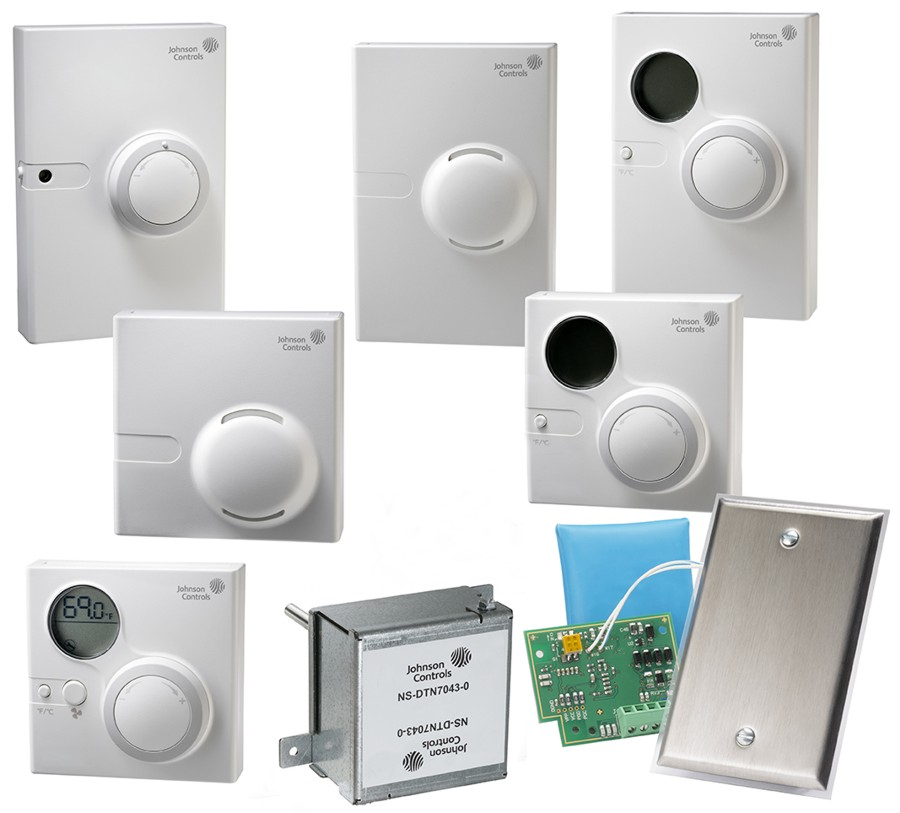 Johnson Controls Thermostat Wiring Diagram Wiring Schematic Diagram