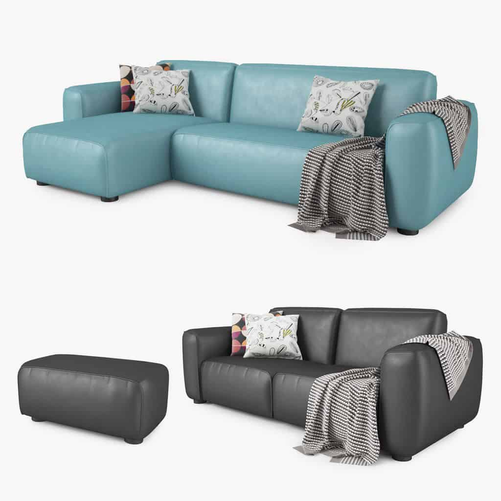 Download Free Ikea Dagarn Sofa Series 3d Model Facequad Team - Ikea Sofa Quality