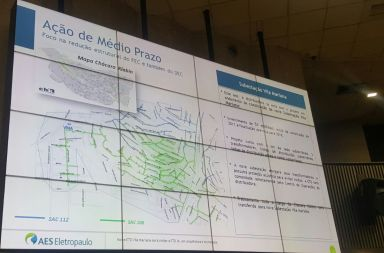 Proposta da AES Eletropaulo - Investir R$52 milhões na nova subestação
