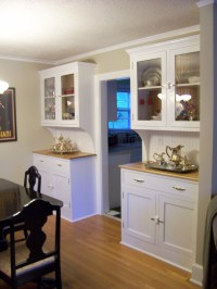 Dining Room Built-ins | Chad Chandler