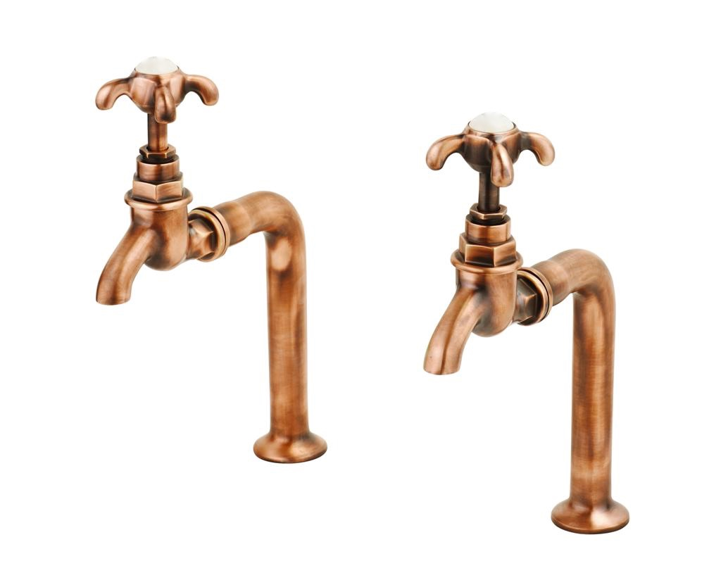 Copper Taps Bib Taps Chadder And Co