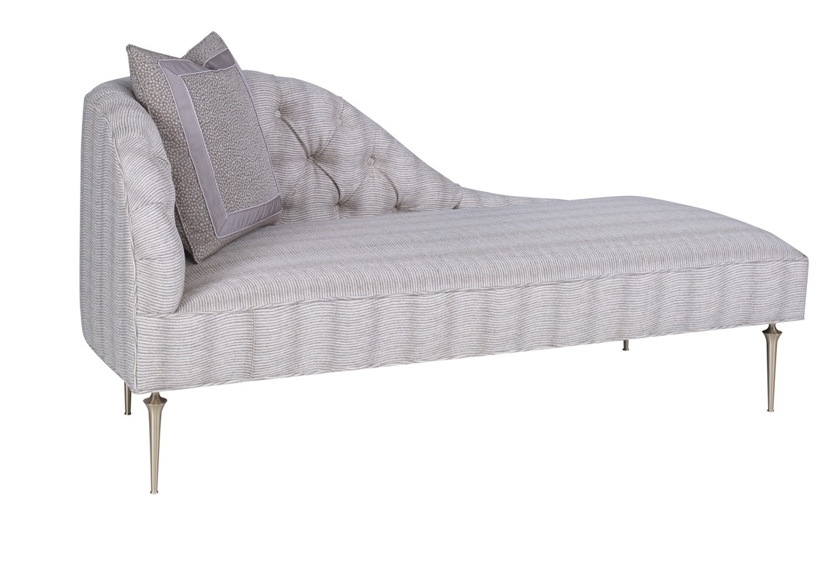 Chaise Salon Salon Tufted Chaise U1869 35 Chaddock Collection Our Styles