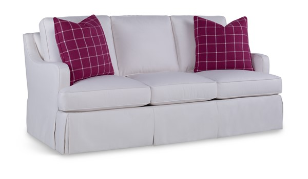 Studio C Sofa T Cushion Modern Slope Arm 7000 3 Chaddock