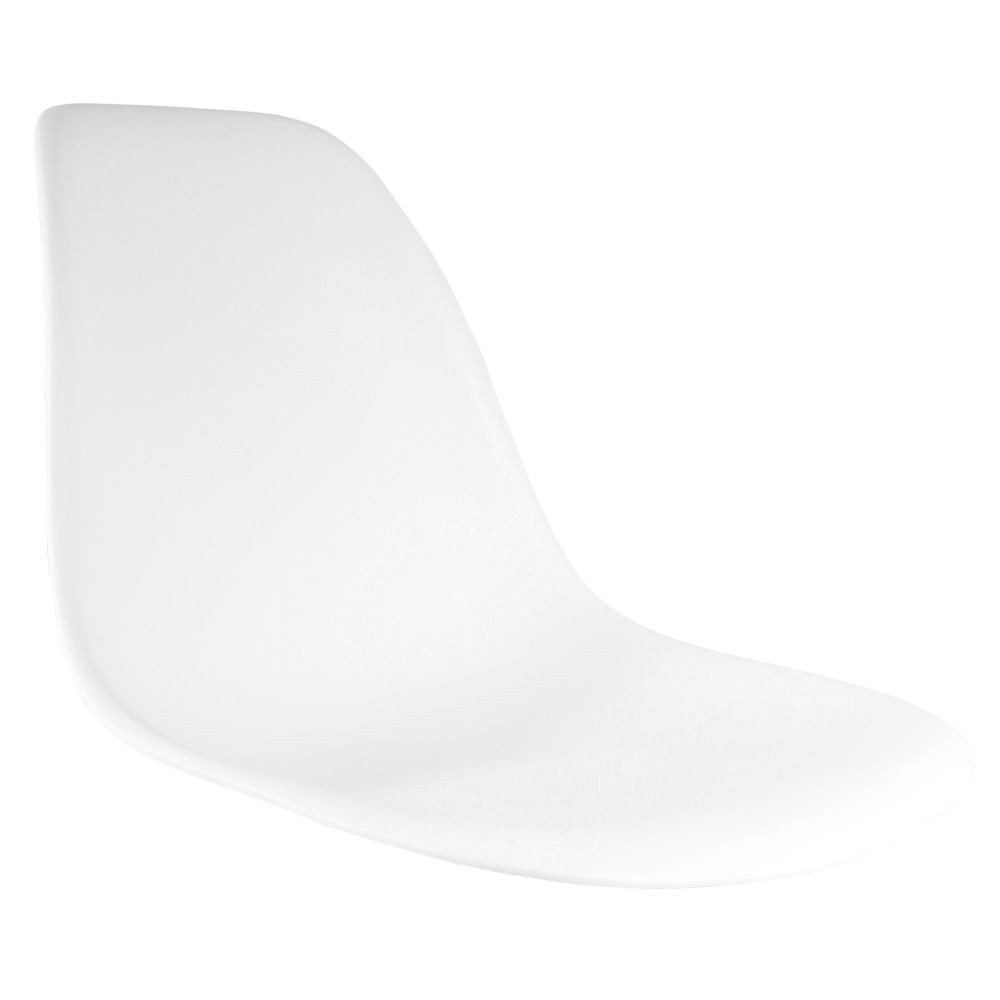 Chaise Dsw Rembourree Dsw Seat For Eames Chair