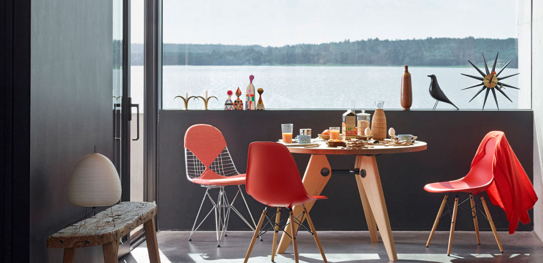 Vitra Stuhl Dsw Vitra Home Stories. Feeling At Home With Vitra.