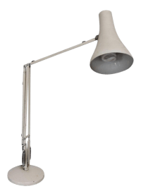 Danish Anglepoise Desk Lamp | Chairish