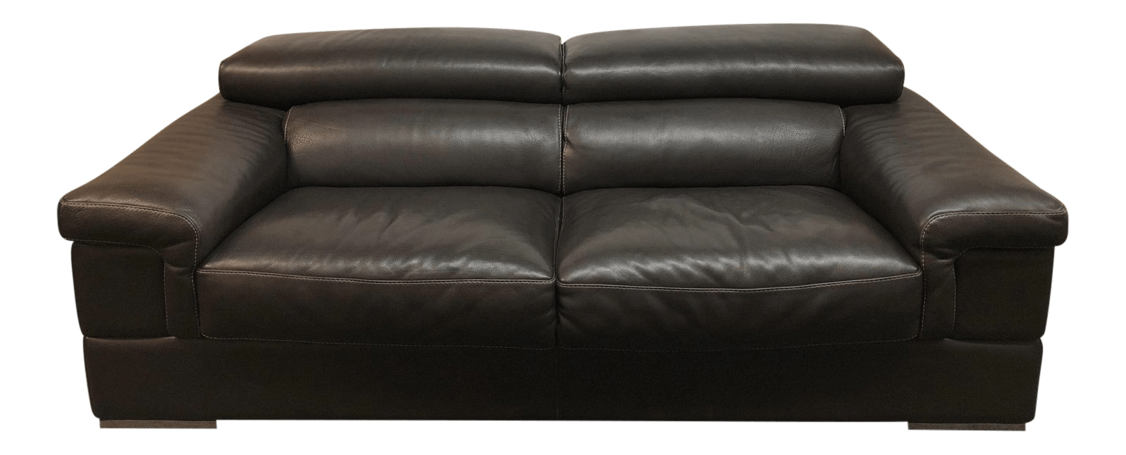 Divani Incanto Group Incanto Group Divani Italian Leather Sofa