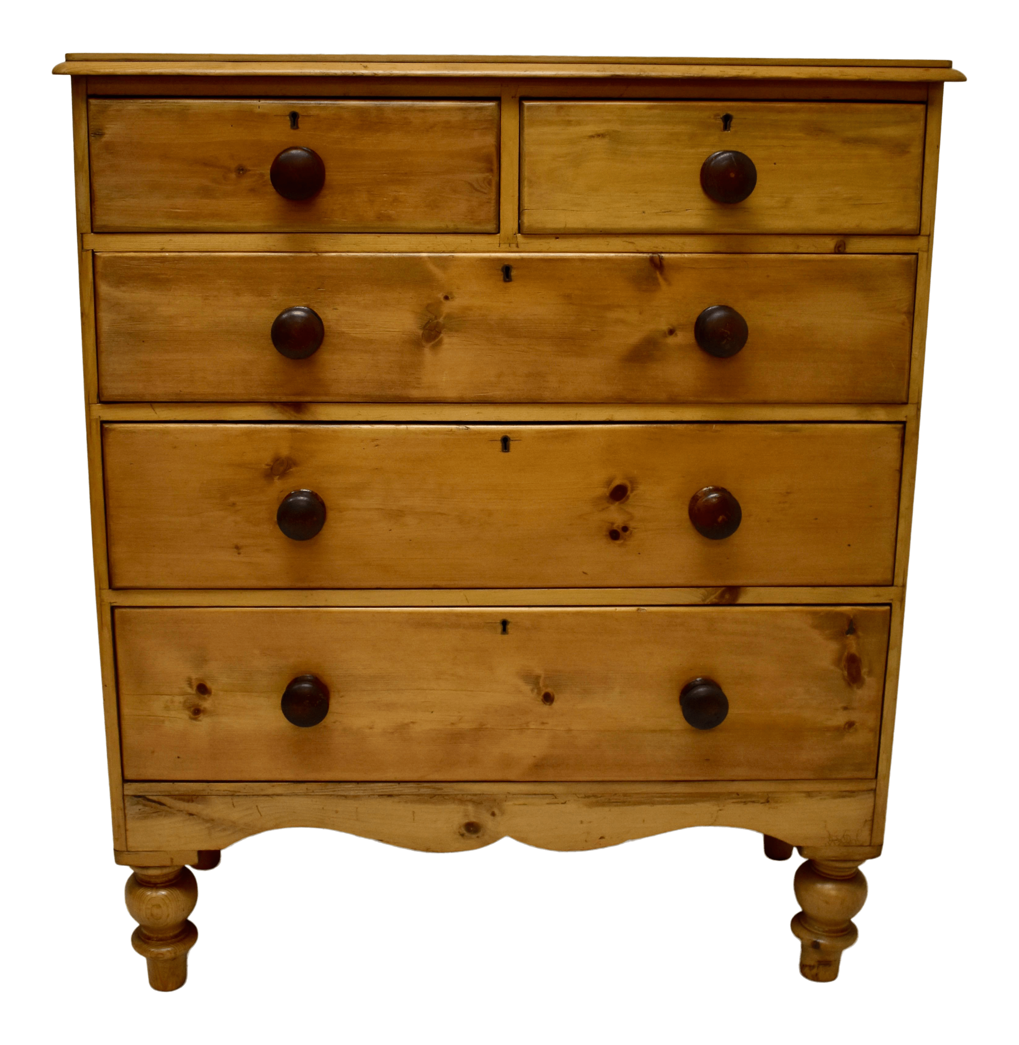 Victorian Pine Chest Of Drawers English Victorian Pine Chest Of Drawers