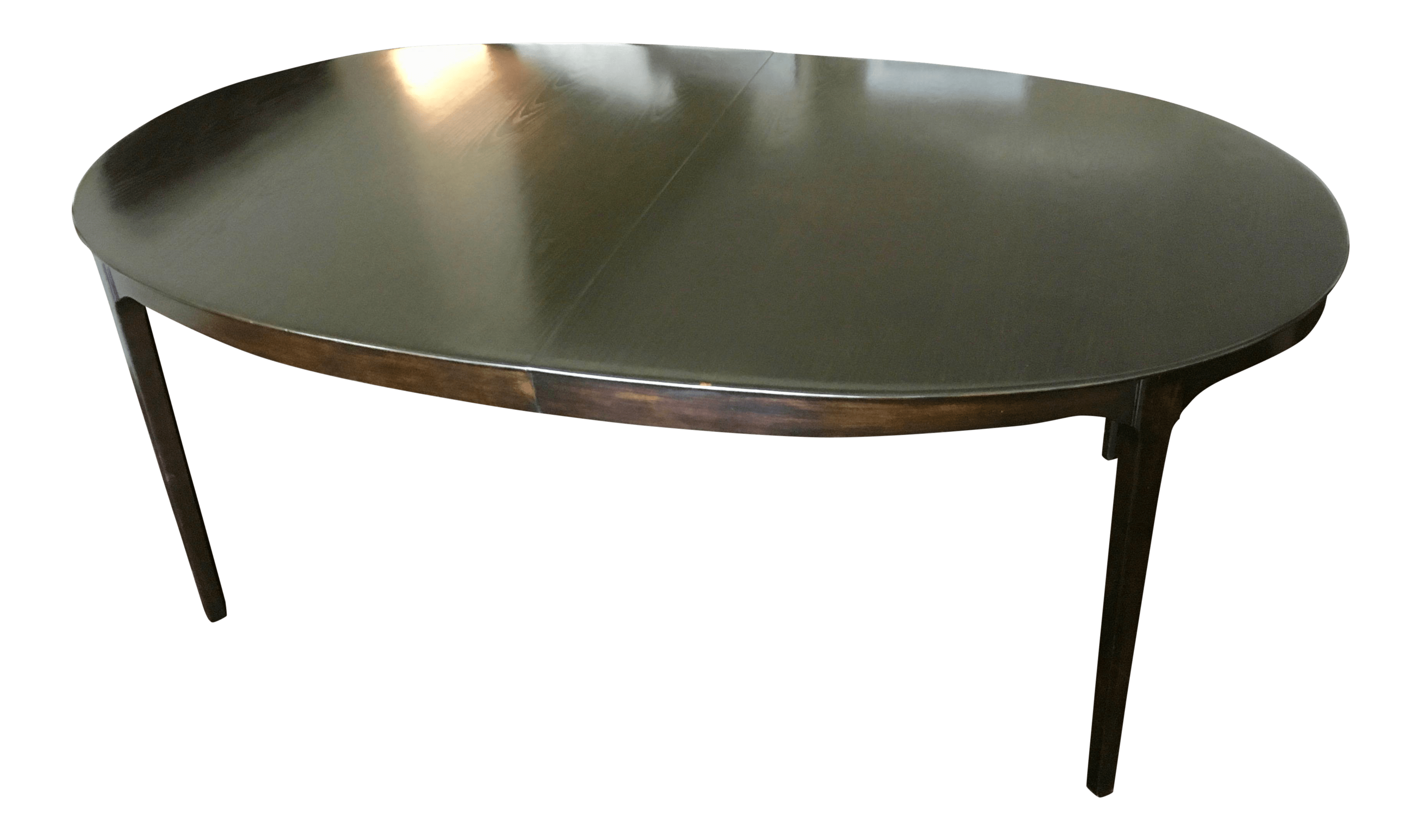 Classic Table Shapes Mid Century Modern Barbara Barry For Baker Mcguire S Collection Classic Silhoutte Dining Room Table