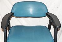 Mid-Century Modern Painted Chair | Chairish