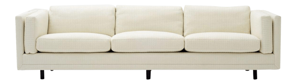 Sofa Sale Harveys Luxury Tuxedo Sofa By Harvey Probber Decaso