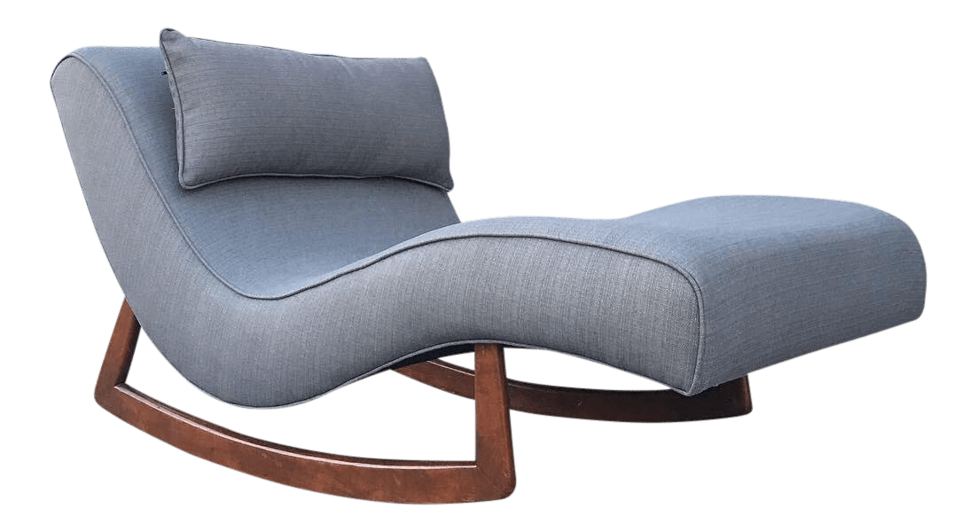 Chaise Rocking Chair Custom Chaise Rocking Chair