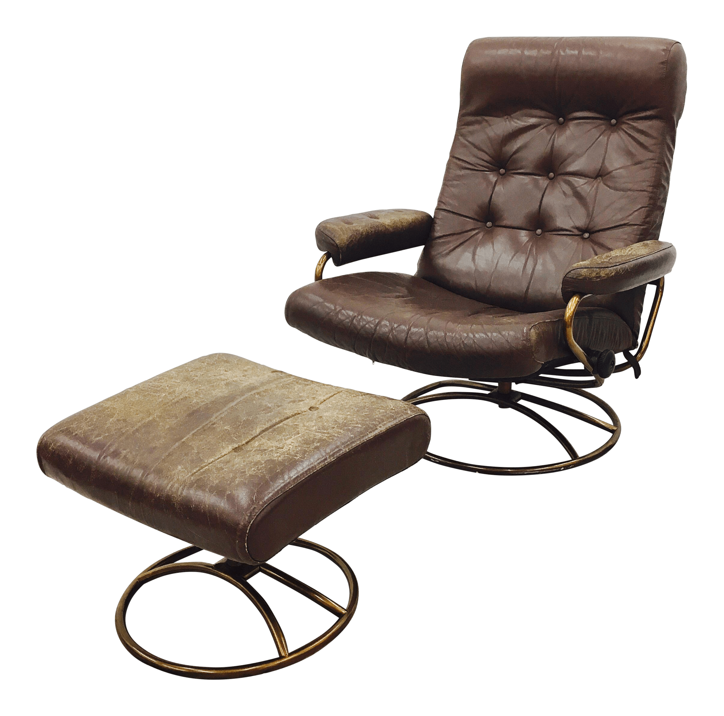 Fauteuil Stressless Taurus Ekornes Chair Ekornes Chair Pair Of Leather And Wood