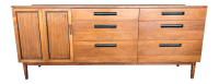 Calvin Furniture for Directional Mid-Century Credenza ...