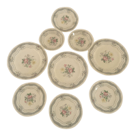 Cottage Dinnerware Sets & Corelle Country Cottage 16 Piece ...