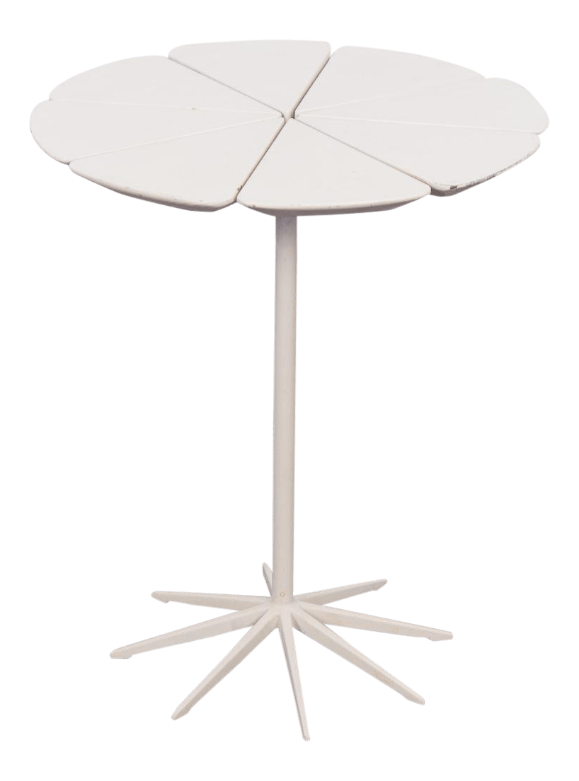 Knoll Table Richard Schultz Petal End Table For Knoll