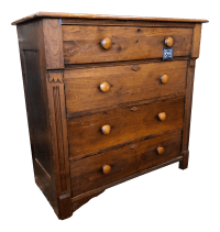 Vintage & Used Early American Dressers and Chests of ...