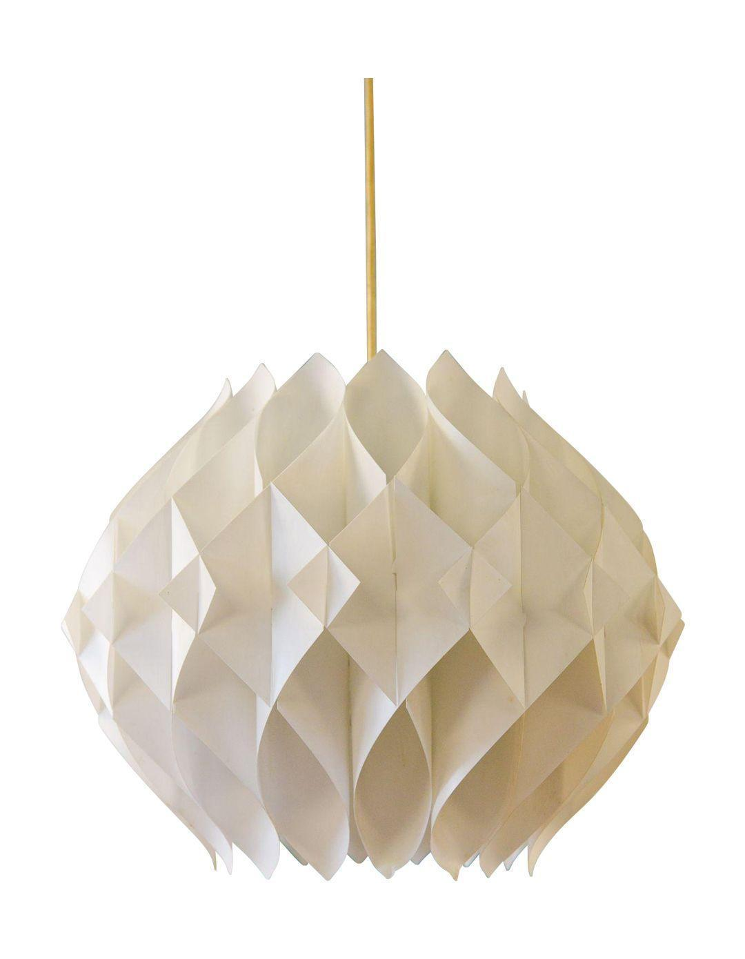 Le Klint Pendant Replica Mid Century Le Klint Honeycomb Pendant Light Chairish