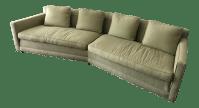 Vintage Baker Mid Century Modern Sofa | Chairish