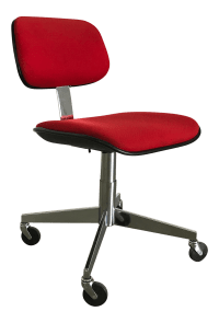 Mid Century Modern Steelcase Office Chair | Chairish