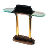 Sonneman Post-Modern Banker's Desk Lamp   Chairish
