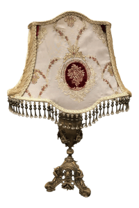 Old World French Style Table Lamp | Chairish