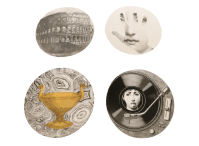 Fornasetti Decorative Plates