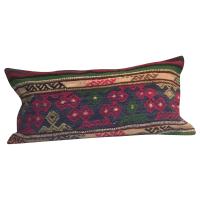 Kilim Lumbar Pillow | Chairish