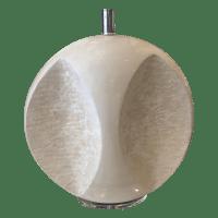 Van Teal Lucite Base Lamp | Chairish