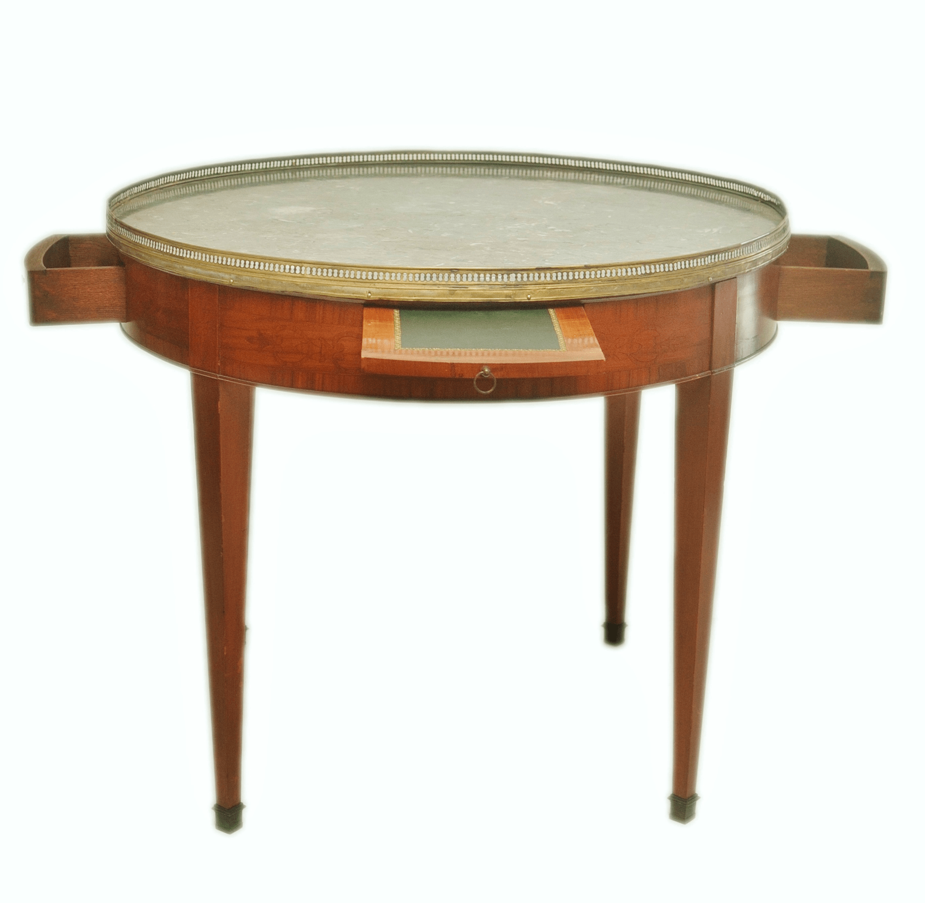 Gueridon Table Large Round French Gueridon Table Chairish