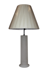 Visual Comfort Alabaster Table Lamp