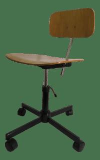 Jorgen Rasmussen Danish Modern Kevi Chair   Chairish