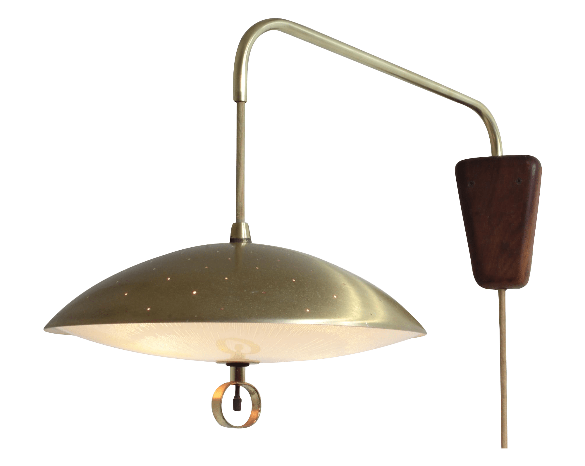 Mid Century Swing Arm Wall Lamp Mid Century Swing Arm Wall Lamp Chairish