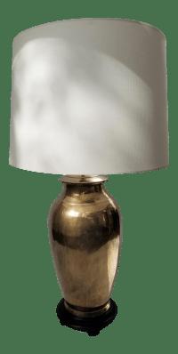 Vintage Chapman Urn Lamp   Chairish