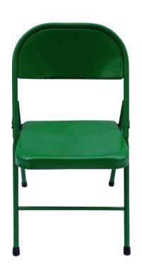 Mid-Century Kelly Green Chair   Chairish