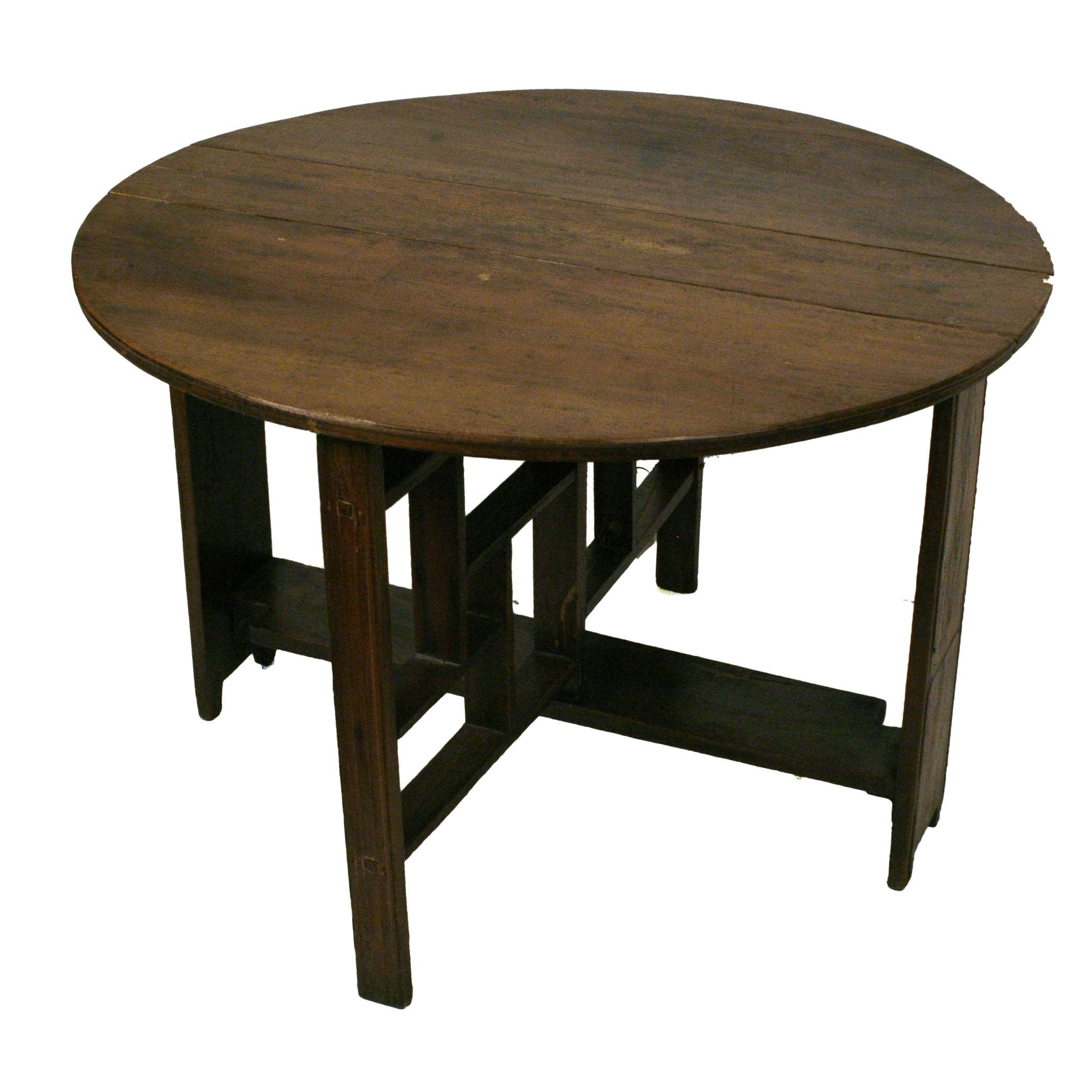Small Narrow Folding Table Shanxi Elmwood Round Folding Coffee Table Chairish