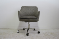 Mid-Century Office Chair on Casters - 20 Available | Chairish