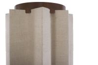 Mid-Century Accordion Style Floor Lamp   Chairish