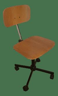 Jrgen Rasmussen Kevi Bent Plywood Desk Chair Made in ...