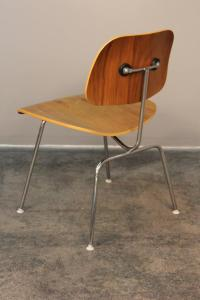 Eames DCM Chairs for Herman Miller - Set of 4 | Chairish