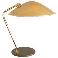 Gerald Thurston for Lightolier Desk Lamp   Chairish