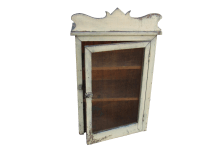 Rustic Farmhouse Wall Storage Cabinet