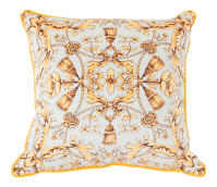Tassel Pillow Cover   Chairish