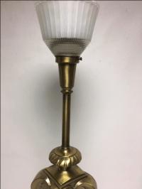 Stiffel Hollywood Regency Table Lamp | Chairish