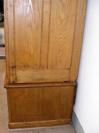 Antique Apothecary Storage Cabinet   Chairish