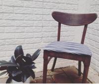 Mid-Century Modern Accent Chair | Chairish