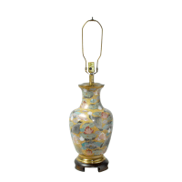 Frederick Cooper Porcelain Ginger Jar Table Lamp | Chairish
